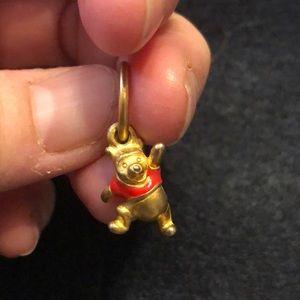 Winnie the Poo Disney earrings